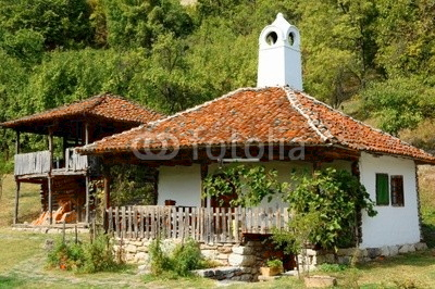 Datscha, Bauernhaus, Serbien, Osteuropa