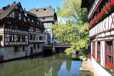 Elsaß, Straßburg, Strasbourg, Altstadt, la petite france,L ill