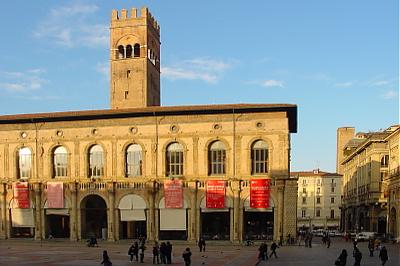 Bologna, Oberitalien