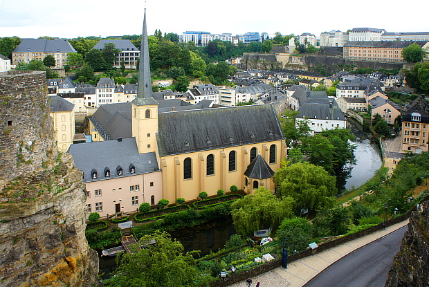 Luxemburg Alt-Stadt © Copyright by PANORAMO