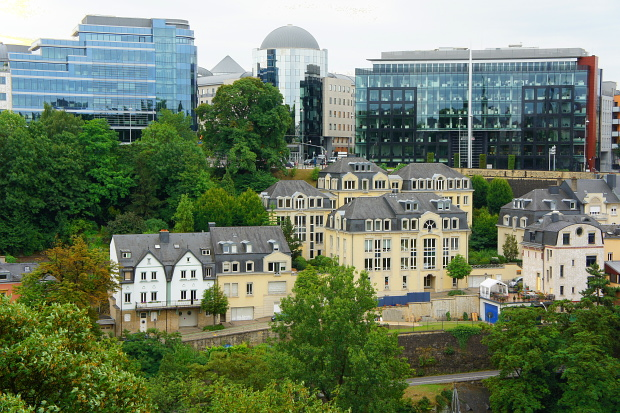 Luxemburg Stadt © Copyright by PANORAMO