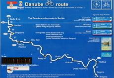 Donau Wander Route