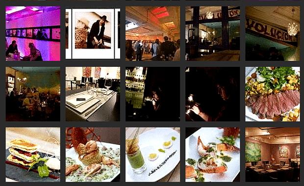 Restaurant Kjub Luxemburg Stadt