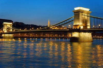 Budapest Donau Ungarn