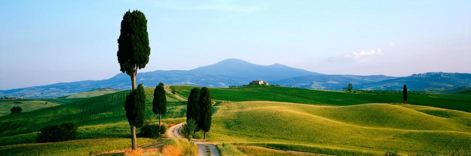 die Traumlandschaften der Toskana mögen die meisten Menschen © Copyright by fotolia Karl-Heinz Hänel