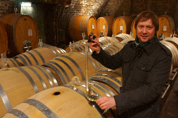 Stephan Attmann Weingut von Winning