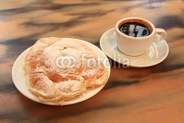 Im Cafe © Copyright by PANORAMO #14829975