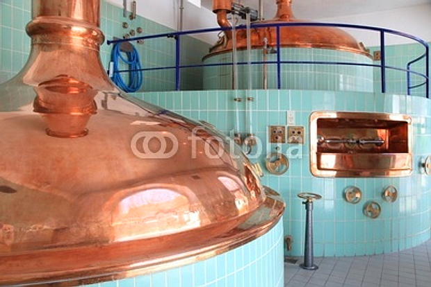 Braukessel Brauerei Faust Miltenberg © Copyright by PANORAMO #24792695