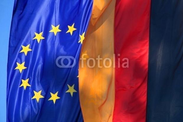 Europa Deutschland Flaggen © Copyright by PANORAMO  Blog26945572