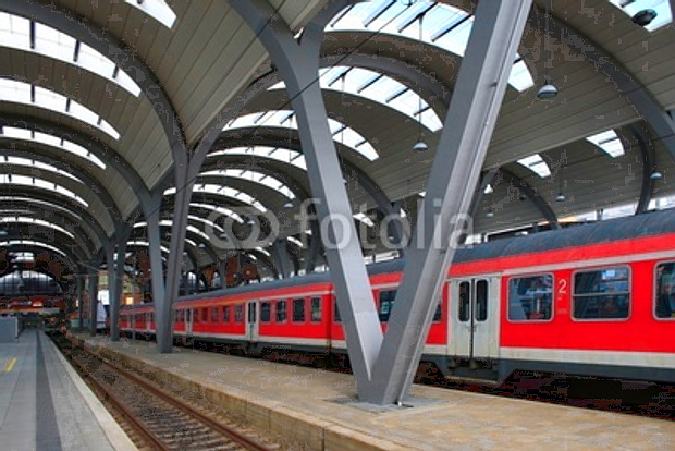 Bahnhof © Copyright by PANORAMO #29794814