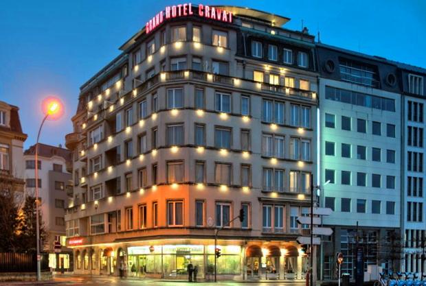 Grand Hotel Cravat Luxemburg Stadt © Hotel Cravat