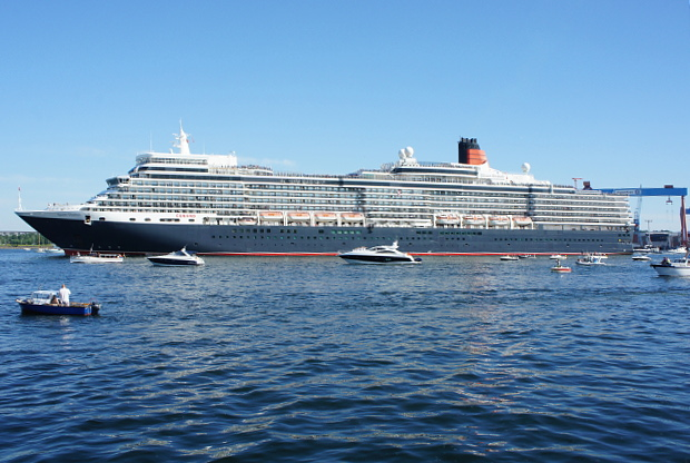 MS Queen Elizabeth in Kiel © Copyright by PANORAMO BlogDSC06633