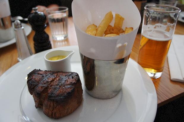 Hauptnahrungsmittel Fleisch Nordirland kulinarisch © Copyright by PANORAMO BlogDSC06660