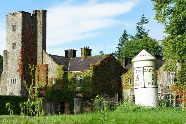 Belle Isle Castle Nordirland © Copyright by PANORAMO BlogDSC06705