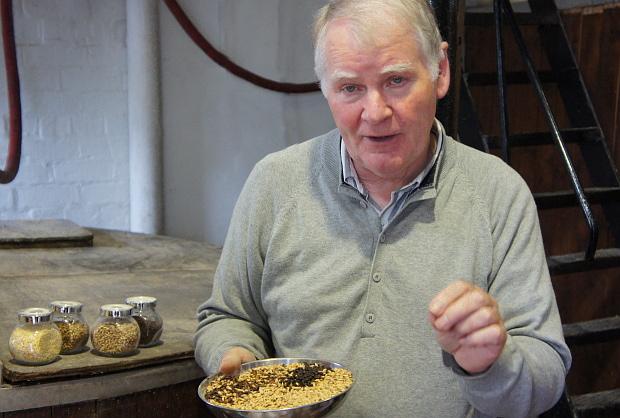 Brewery Owner Seamus Scullion Hilden Brewery Lisburn, Co Antrim Nordirland © Copyright by PANORAMO BlogDSC06831