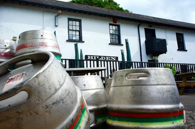 Hilden Brewery Lisburn, Co Antrim Nordirland © Copyright by PANORAMO BlogDSC06844