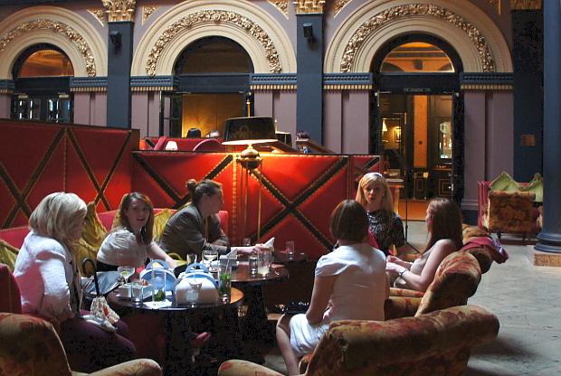 Cocktail Bar The Merchant Hotel Belfast © Copyright by PANORAMO BlogDSC06894
