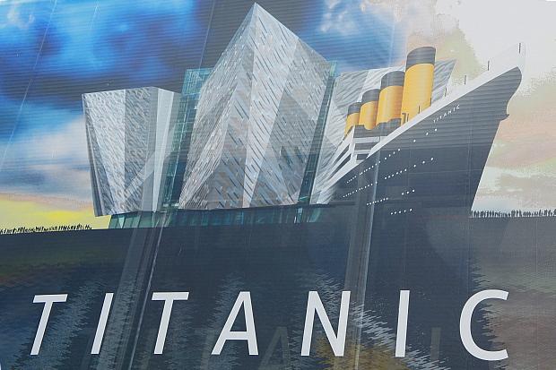Titanic Belfast Museum © Copyright by PANORAMO