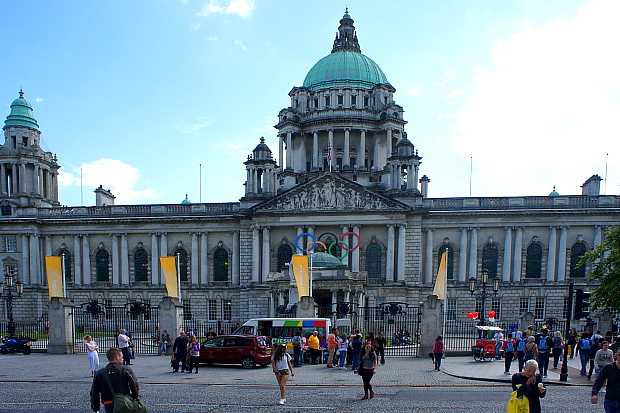City Hall Belfast © Copyright by PANORAMO