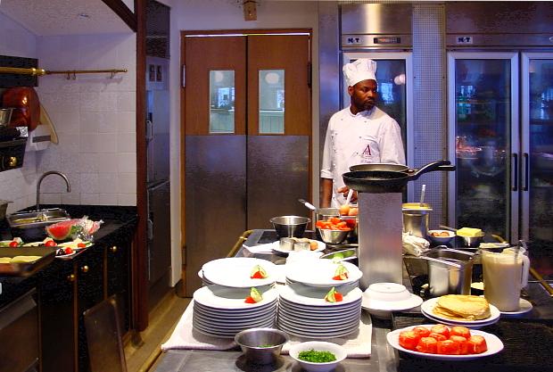 Sterne Restaurant Dirk Luther im Alter Maierhof Glücksburg © Copyright by PANORAMO  BlogFL_3-031