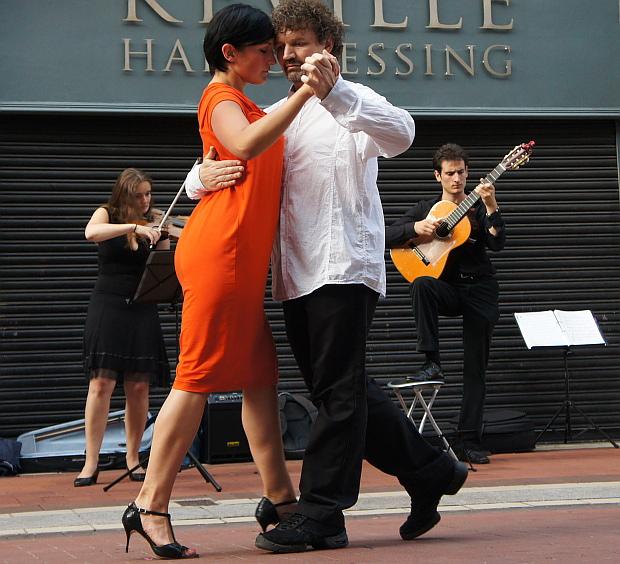 Street Tango Dublin 2012 © Copyright by PANORAMO