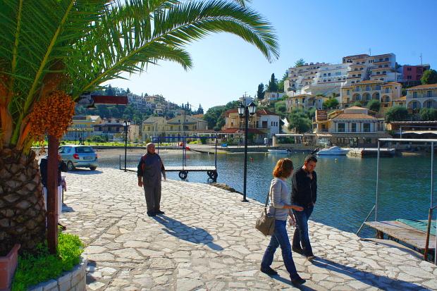 Küstenorte Epirus Griechenland © Copyright by PANORAMO DSC00511
