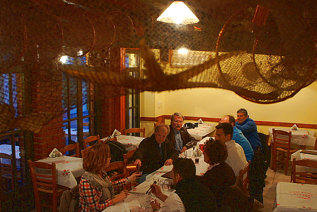 Taverna The crazy Shrimp, Preveza, Epirus Griechenland © Copyright by PANORAMO DSC00873
