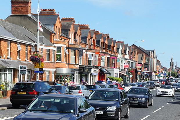 Belfast 2012 Städteporträt DSC06984 © Copyright by PANORAMO.de