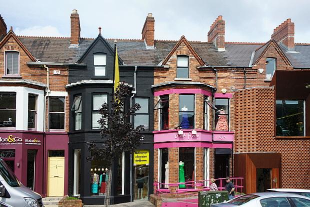 Belfast 2012 Städteporträt DSC07007 © Copyright by PANORAMO.de