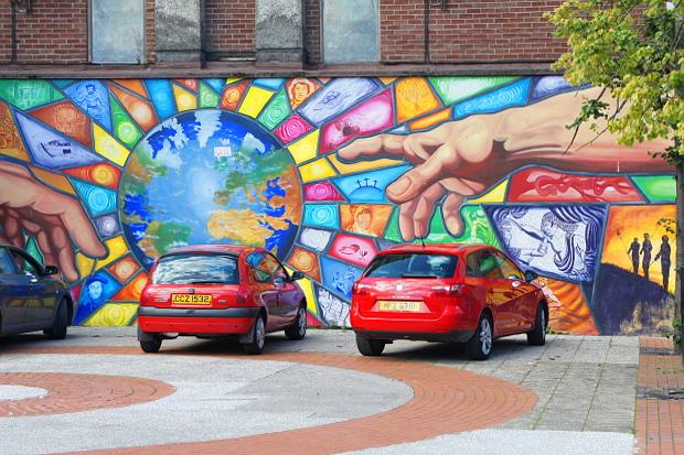 Belfast 2012 Städteporträt DSC07130 © Copyright by PANORAMO.de