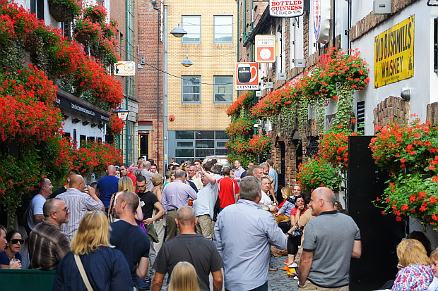 Belfast 2012 Städteporträt DSC07154 © Copyright by PANORAMO.de
