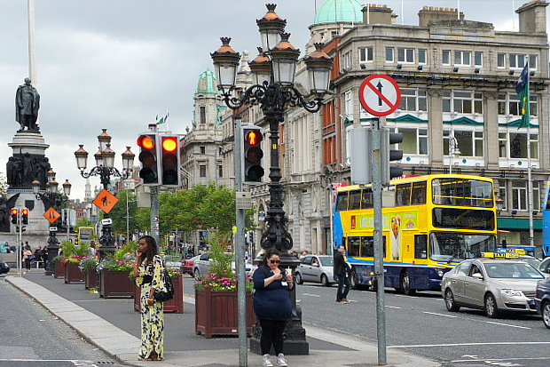 Dublin 2012 Städteporträt DSC07285 © Copyright by PANORAMO.de