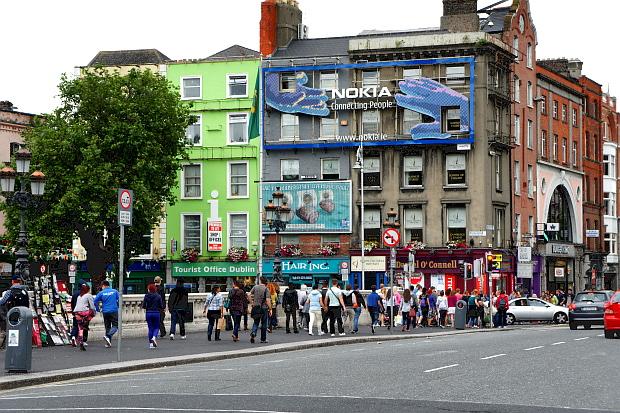 Dublin 2012 Städteporträt DSC07286 © Copyright by PANORAMO.de