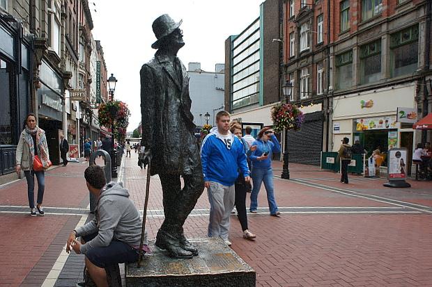 Dublin 2012 Städteporträt DSC07291 © Copyright by PANORAMO.de