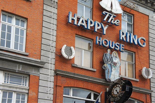 Dublin 2012 Städteporträt DSC07303 © Copyright by PANORAMO.de