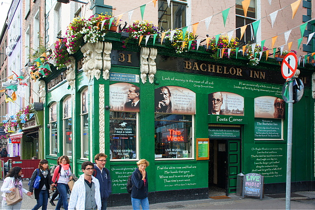 Dublin 2012 Städteporträt DSC07335 © Copyright by PANORAMO.de