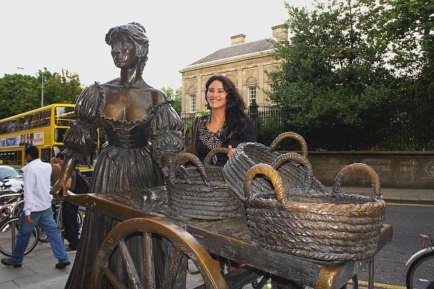 Dublin 2012 Städteporträt DSC07348 © Copyright by PANORAMO.de
