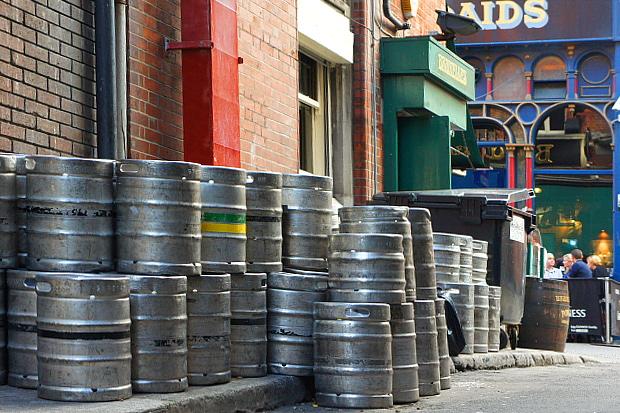 Dublin 2012 Städteporträt DSC07396 © Copyright by PANORAMO.de