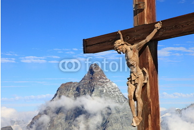 Jesus am Kreuz © Copyright by PANORAMO#16575899