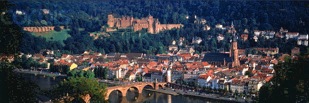 Heidelberg © Copyrights managed by Corbis Images 42-15347884