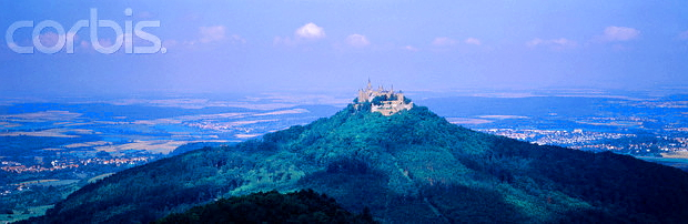 Burg Hohenzollern © Copyrights managed by Corbis Images