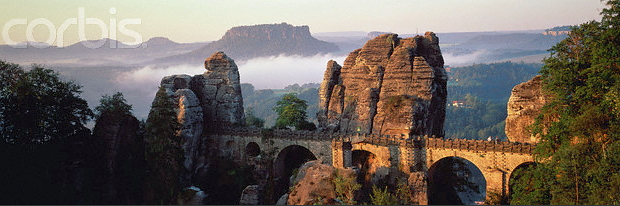 Bastei  © Copyrights managed by Corbis Images: 42-15523036