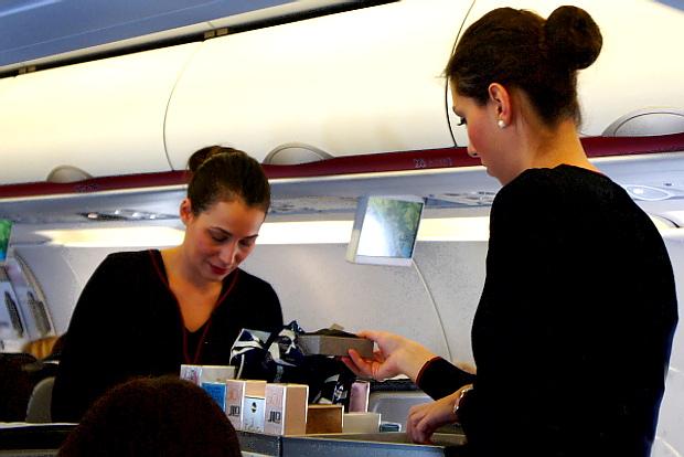 Flugbegleiterinnen © Copyright by PANORAMO#DSC00476