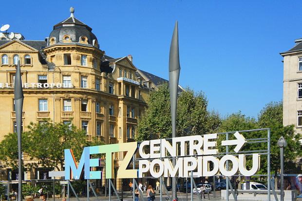Bahnhofsplatz Metz © Copyright by PANORAMO#DSC03686