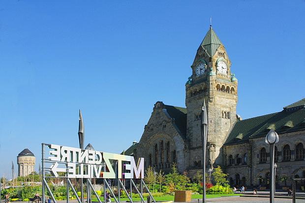 Bahnhof Metz  © Copyright by PANORAMO#DSC03690