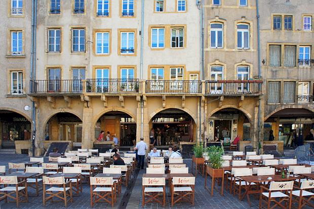 In der Altstadt Metz © Copyright by PANORAMO#DSC03695