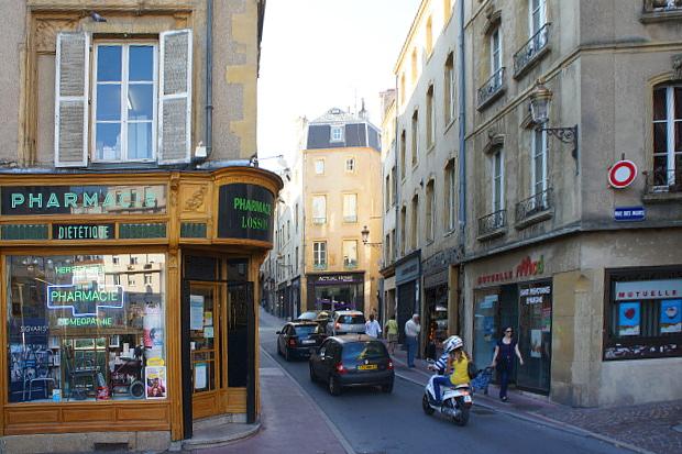 In der Altstadt Metz © Copyright by PANORAMO#DSC03703