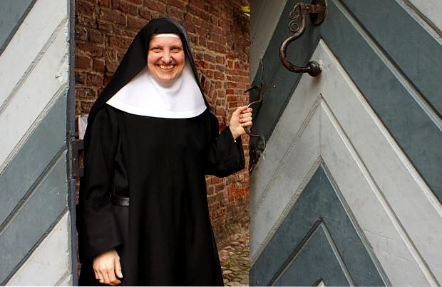 Schwester Johanna Burg Dinklage © Copyright by PANORAMO Bild lizensieren: briefe@panoramo.de
