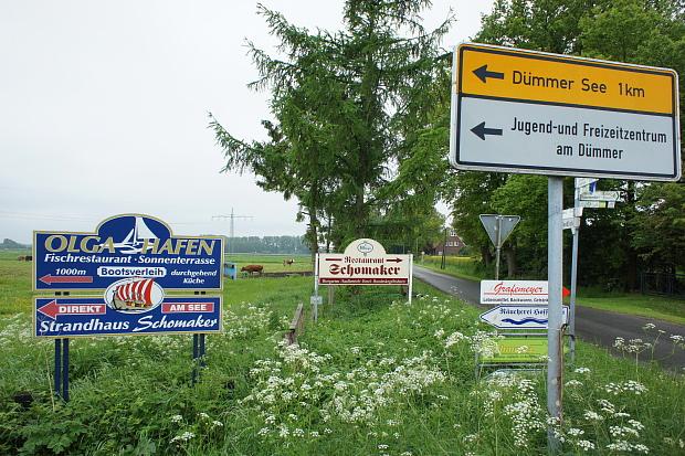 am Dümmer See - © Copyright by PANORAMO Bild lizensieren: briefe@panoramo.de