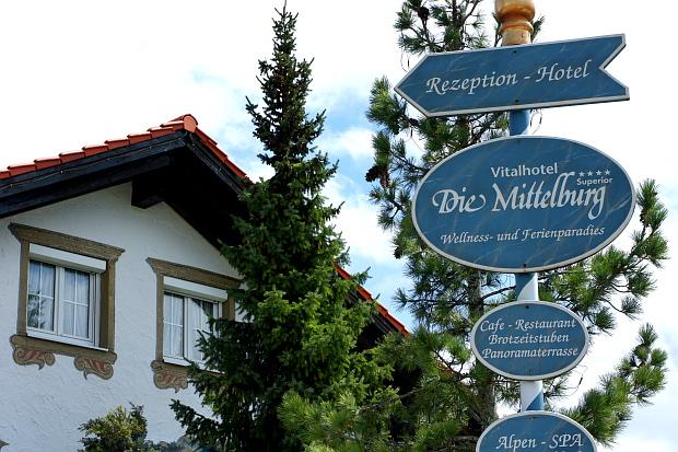 WellnessHotel Die Mittelburg © Copyright by PANORAMO Bild lizensieren: briefe@panoramo.de